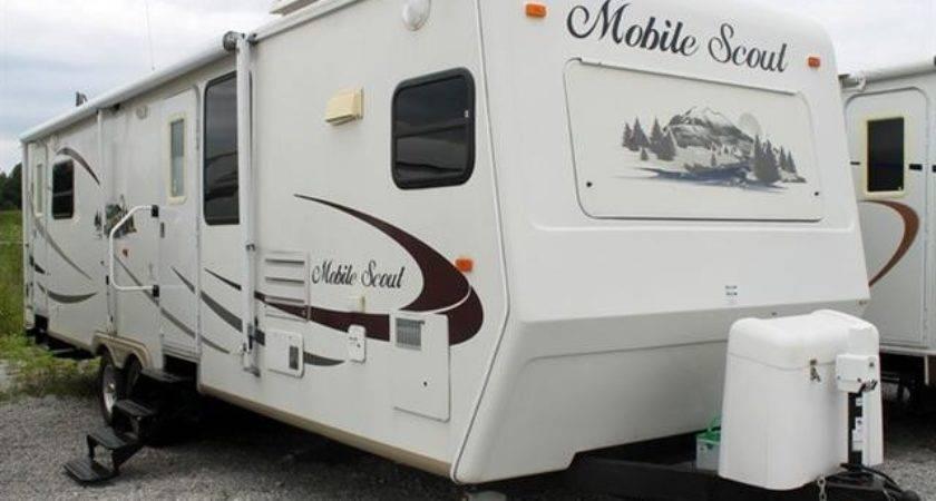 Used Travel Trailer Sunnybrook Rvs Motorhomes Sale