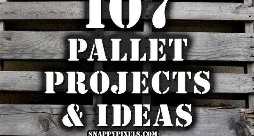 Used Wood Pallet Projects Ideas