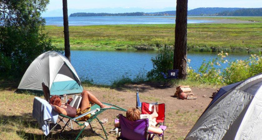 Vancouver Island Camping Rving British Columbia