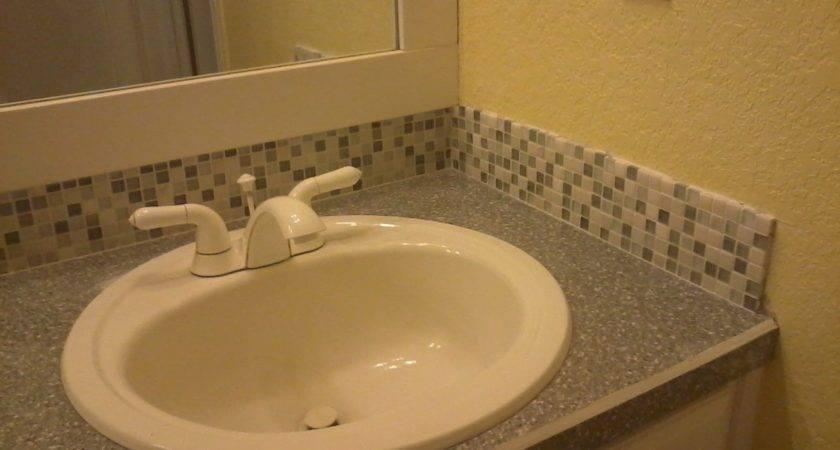 Vanity Backsplash Ideas Bathroom