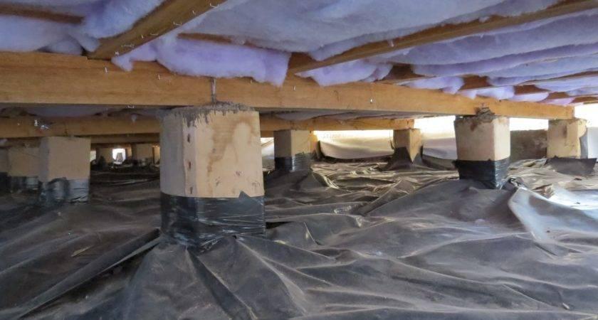 Vapour Barrier Underfloor Insulation