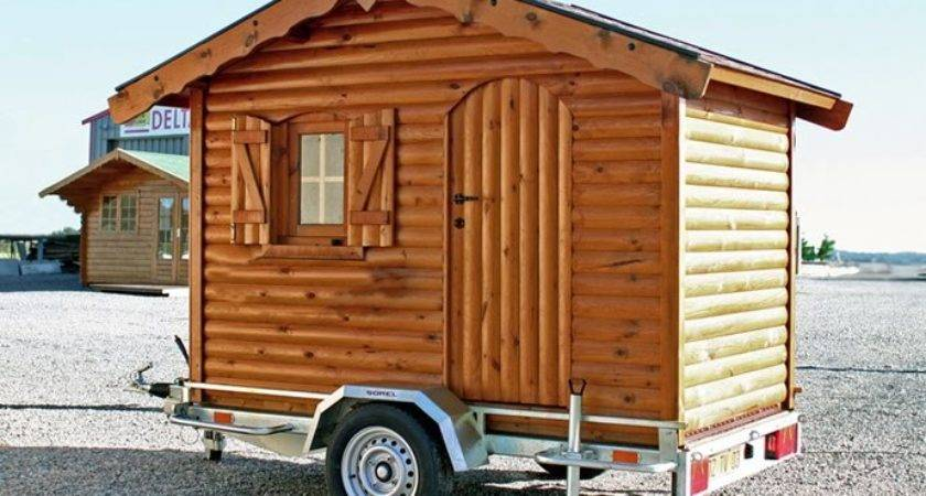 Vardo Beautiful Small Trailer Home House