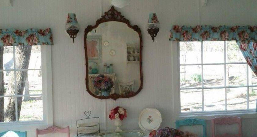 Vaulted Ceiling Love Decorating Shabby Chic