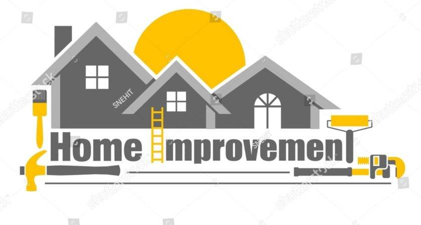 Vector Illustration Home Improvement Icon