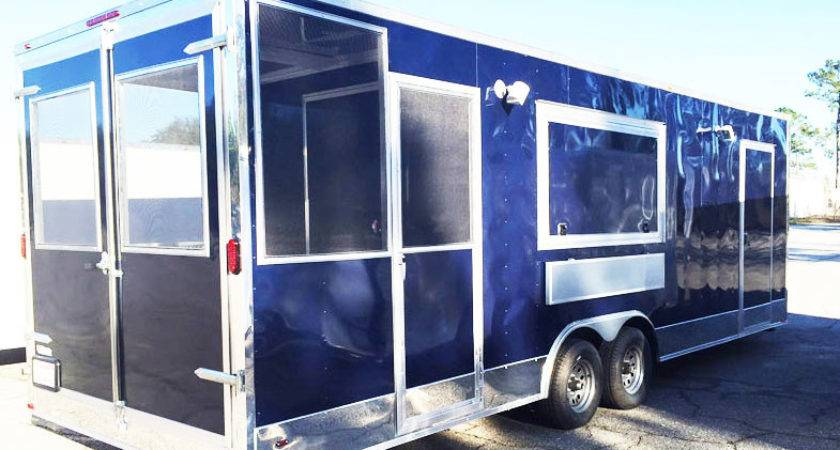 Vending Trailers Catering Trucks Sale Mobile