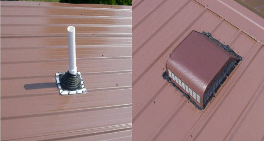 Vented Roof Panels