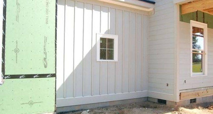 Vertical Cedar Siding Installation Board Batten