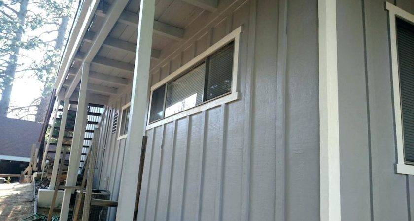 Vertical Cedar Siding Installation Board Batten