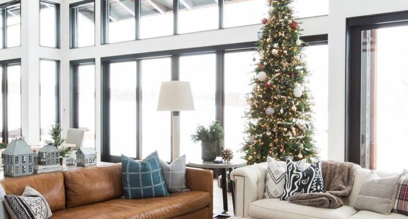 Very Mountain Home Christmas Studio Mcgee