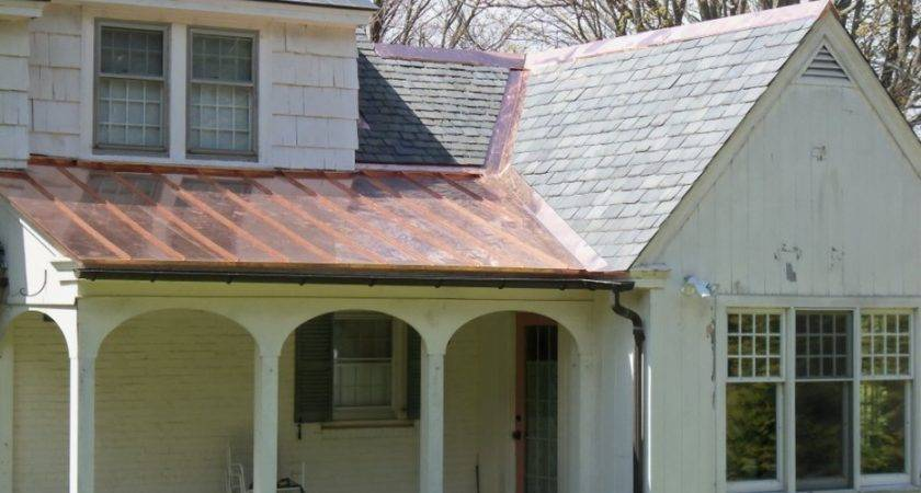 Very Popular Front Porch Roof Options
