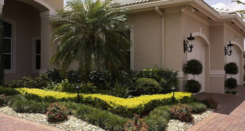Very Popular Front Yard Landscaping Ideas Florida