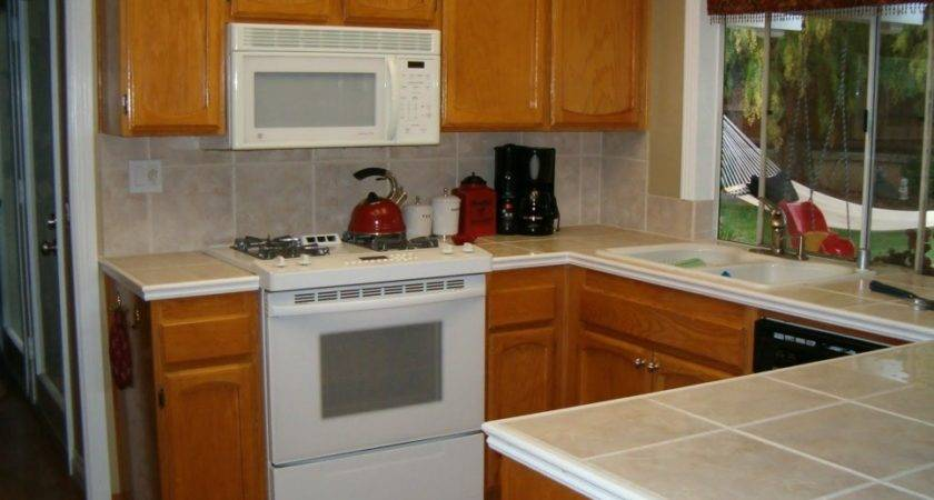 Very Small Kitchen Spaces After Remodel Spray