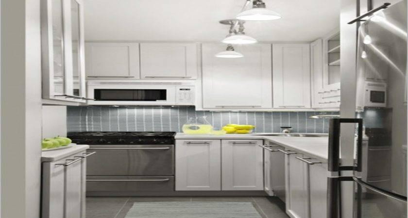 Very Small Yellow Kitchen Design Ideas Uijs Modern
