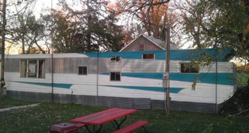 Victor Mid Century Mobile Home Time Capsule