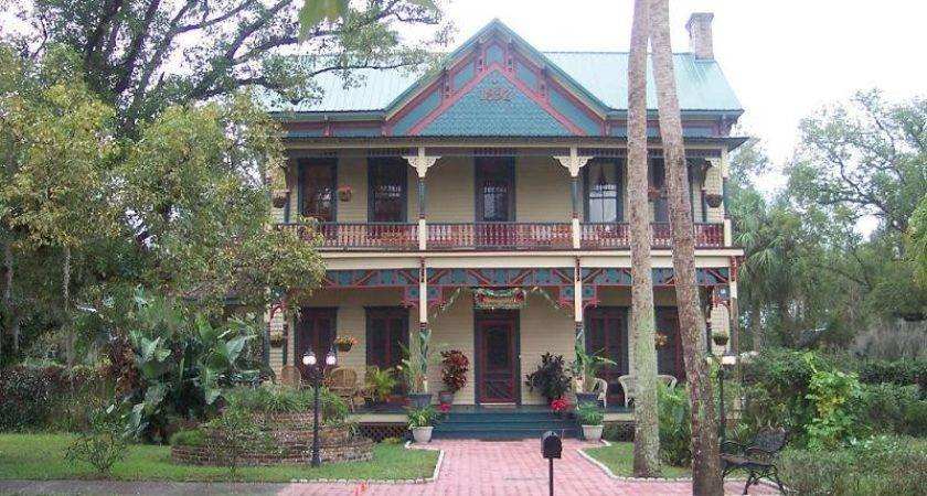 Victorian Queen Anne Arcadia Florida Oldhouses