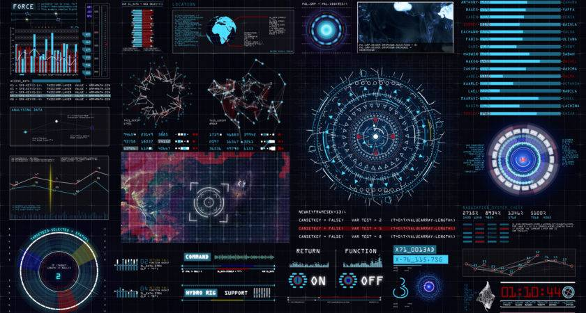Videohive Sci Interface Hud After