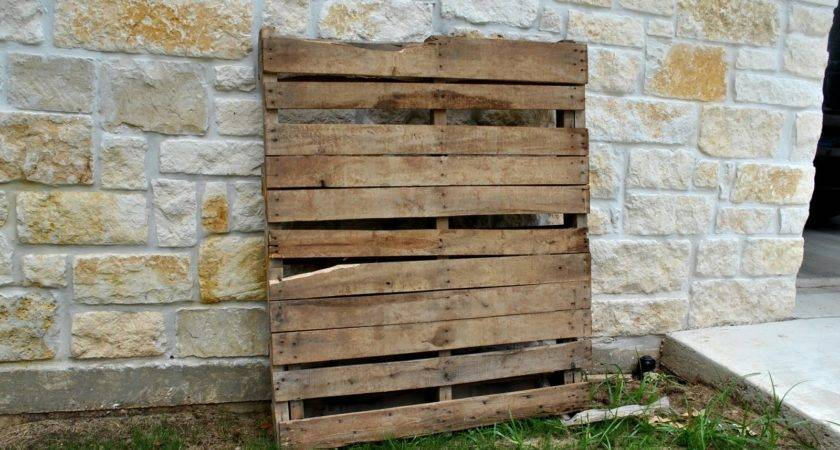 Village House Cool Things Pallets