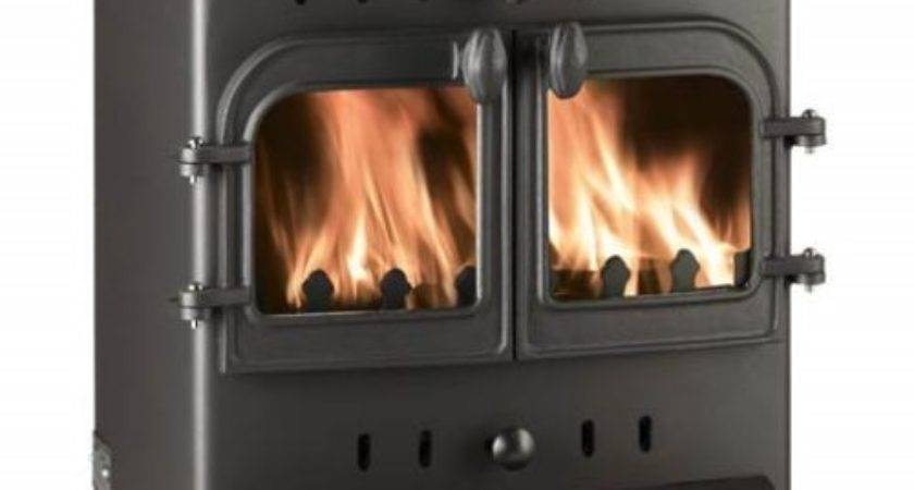 Villager Duo Wood Burning Stove Fires