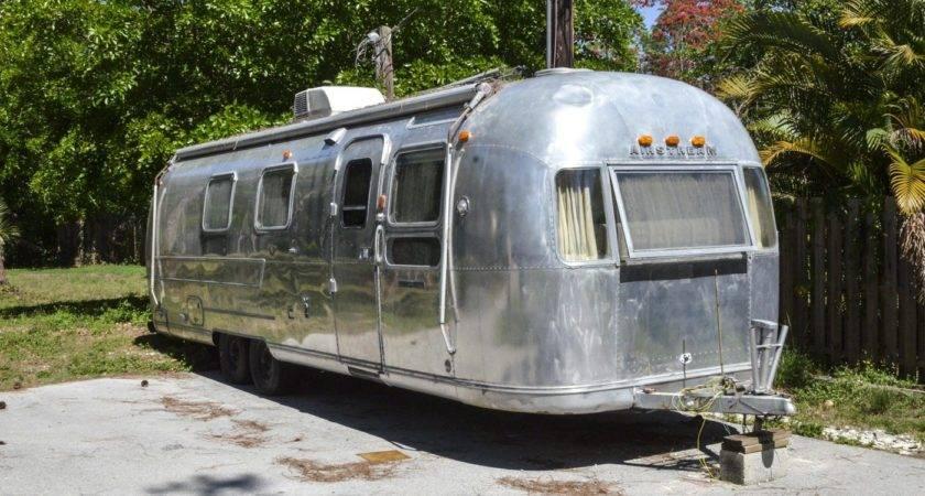 Vintage Airstream Trailer Ebth