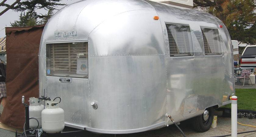 Vintage Airstream Trailer Resource Autos Post