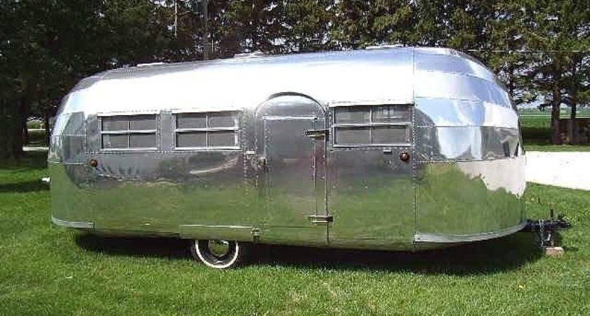 Vintage Airstream Trailer Slideshow