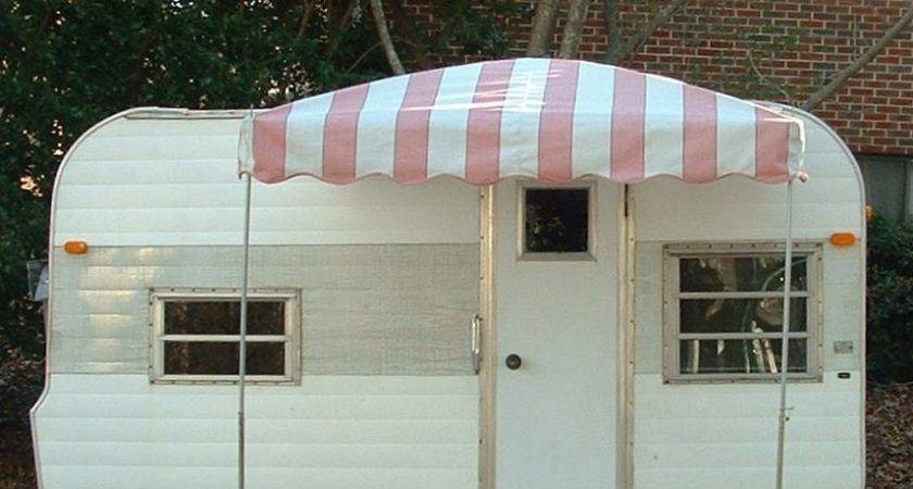Vintage Awnings Arched