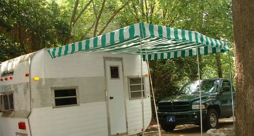 Vintage Awnings Trailer Sale