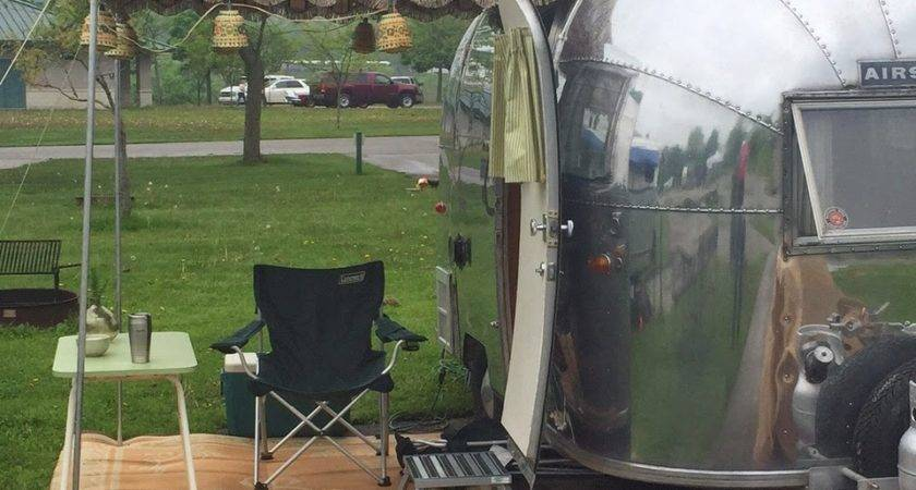 Vintage Awnings Trailer