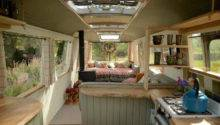 Vintage Buses Transformed Into Stunning Mobile Homes