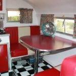 Vintage Camper Interior Camperism