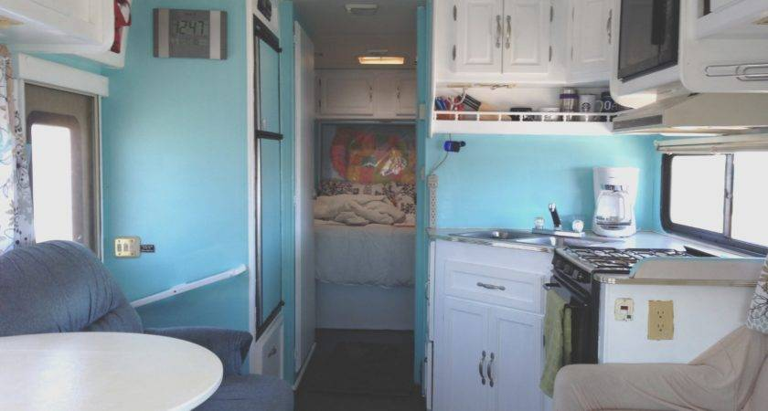 Vintage Camper Interior Remodel Ideas Beautiful