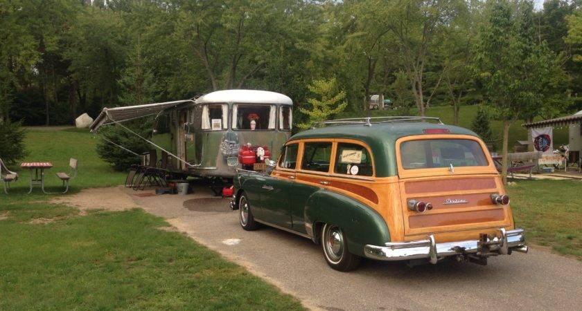 Vintage Camper Restoration Cool Mccool Garage