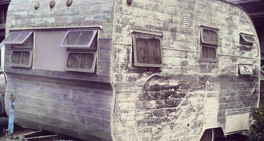 Vintage Camper Restoration