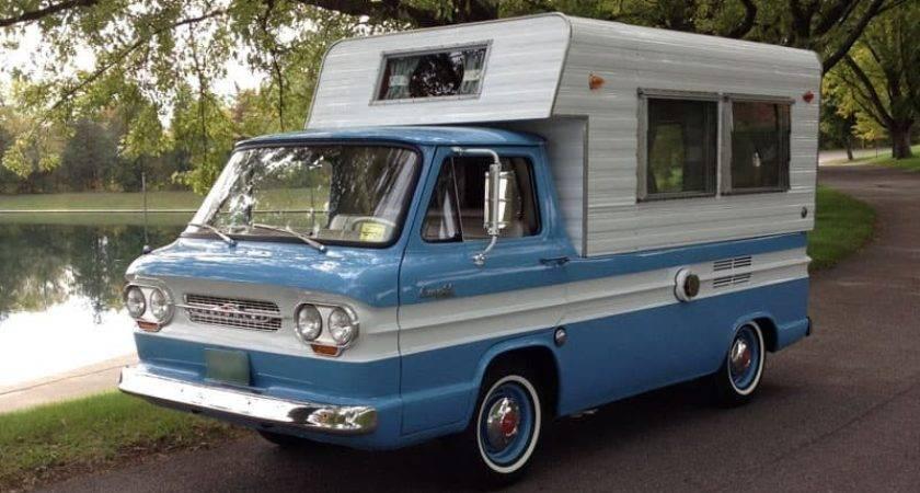 Vintage Camper Restorations Truck Magazine