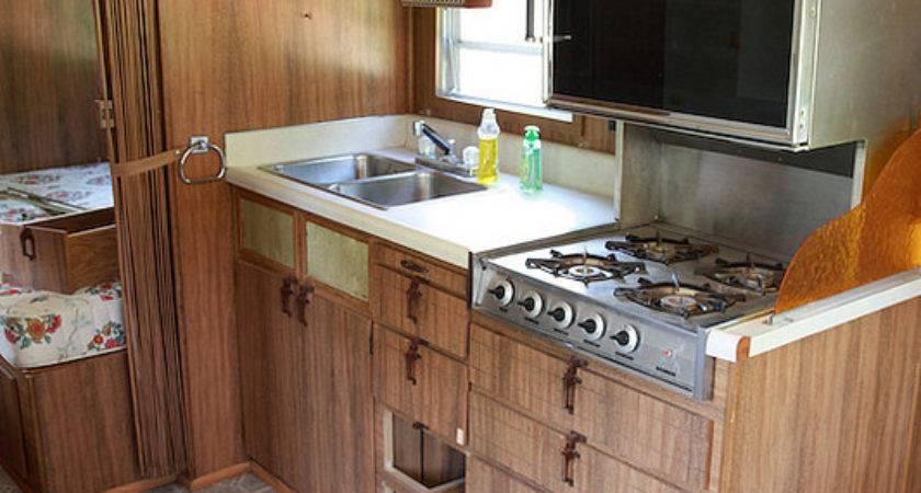 Vintage Camper Turned Glamper Diy Renovation Noshery