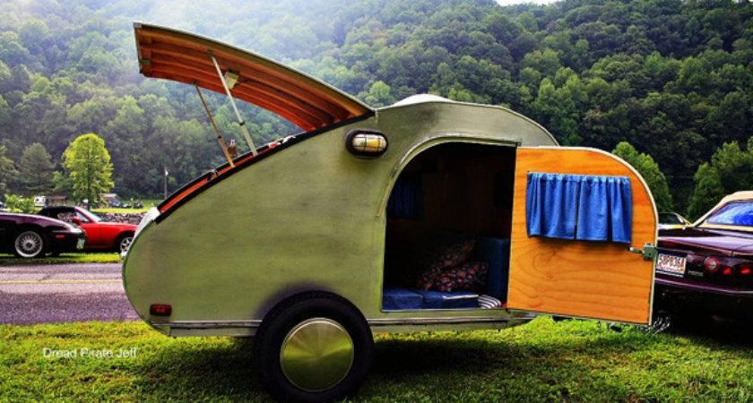 Vintage Campers Daydream Northwest Tripfinder