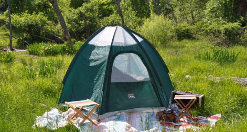 Vintage Camping Tent Imgkid Has