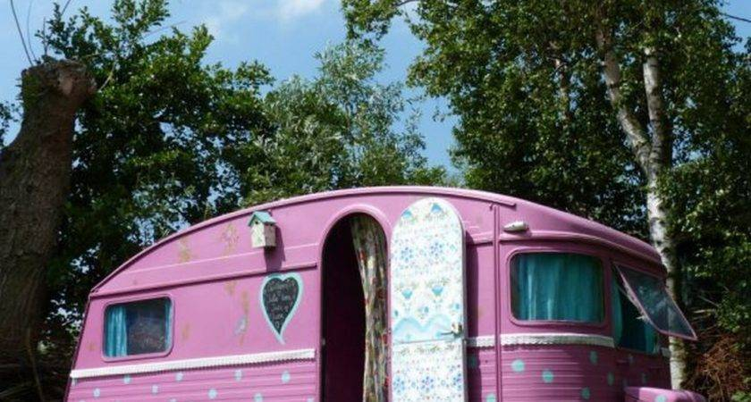 Vintage Canned Ham Camper Trailer Project Vanchitecture