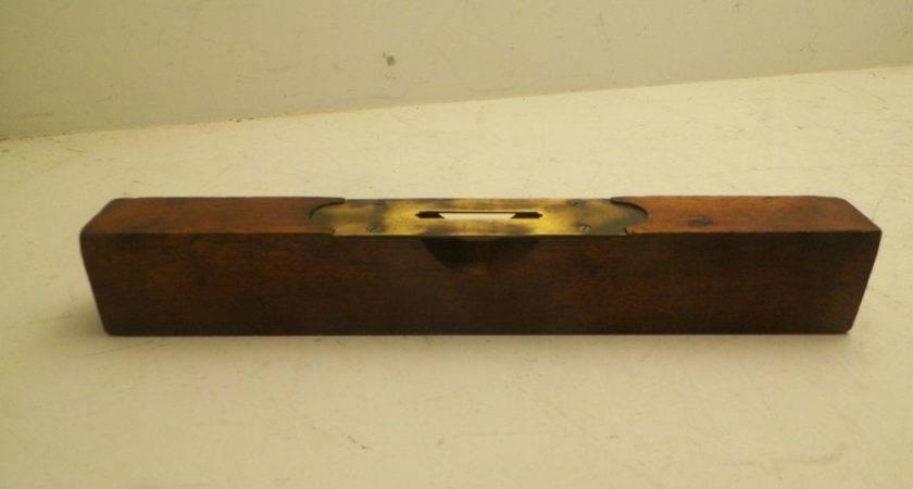 Vintage Disston Morse Wood Level Ebay
