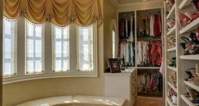 Vintage Feel Most Beautiful Walk Closets