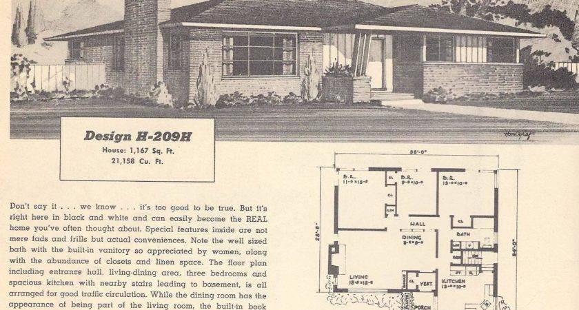 Vintage House Plans Antique Alter Ego