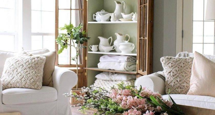 Vintage Living Room Ideas Decoration Pinterest