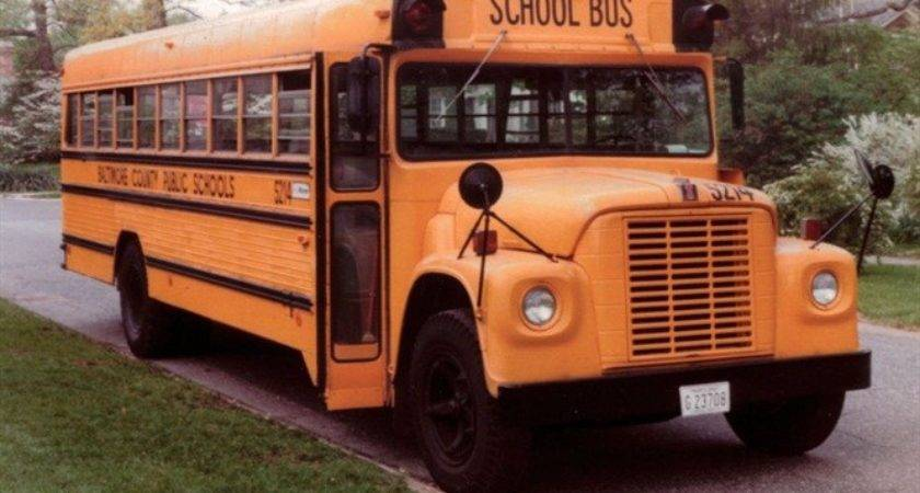 Vintage School Buses Management Bus Fleet