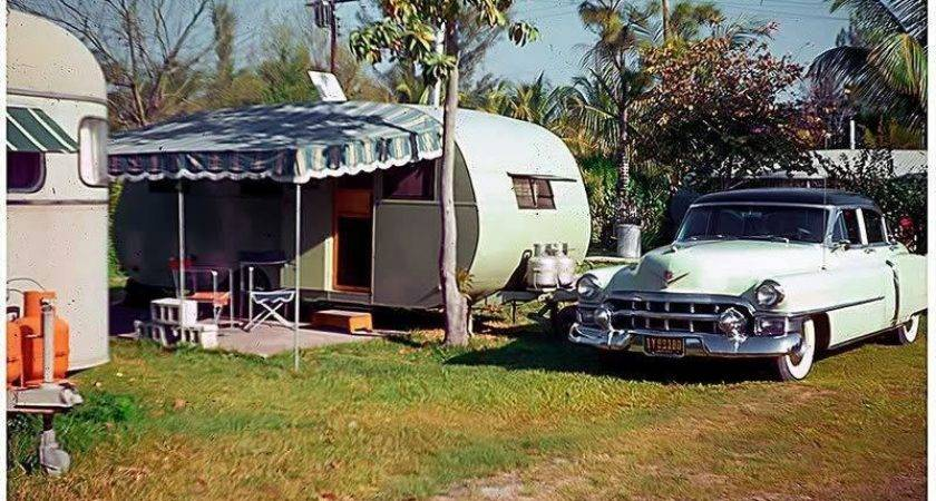 Vintage Trailer Parks Campground Mobile