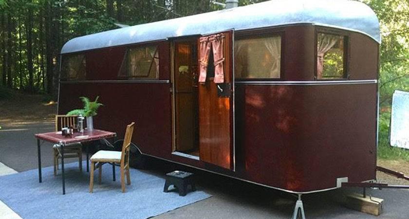 Vintage Trailer Restoration Advice Flyte Camp