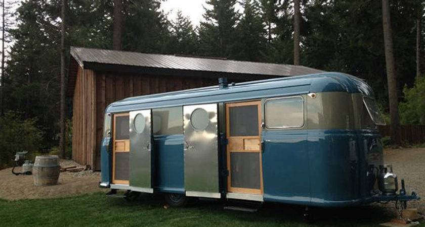 Vintage Trailer Restoration Advice Flyte Camp