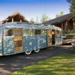 Vintage Trailers Require Care Money Restore But