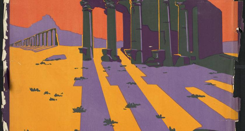 Vintage Travel Posters Daydream Tourist