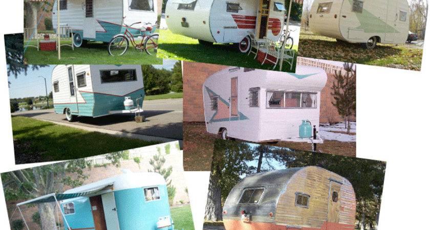 Vintage Travel Trailer Camper Restoration Manual Guide Ebay