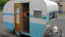 Vintage Travel Trailer Oinkety